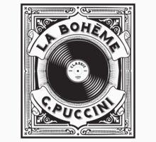 La Bohème by ixrid