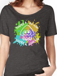 Splatoon  Women's Relaxed Fit T-Shirt