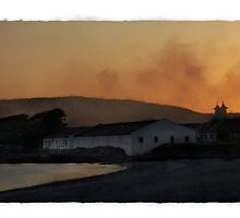 Port Ellen Distillery by Ian Gray