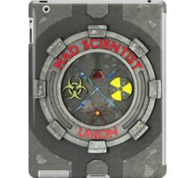 Mad Scientist Union iPad Case/Skin