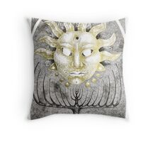Tarot: The Sun Throw Pillow