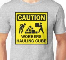 Hauling Cube! Unisex T-Shirt