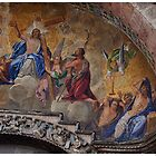 Fresco Detail, San Marco by Paul Weston