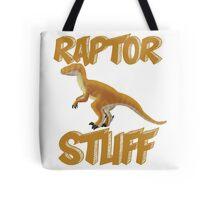 Raptor Stuff Tote Bag