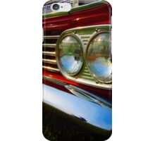 Vintage Automobile - 1960 Chevy Impala iPhone Case/Skin