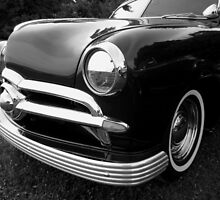 Vintage Automobile - 50's Mercury - Studebaker - Ford  by southshorepics