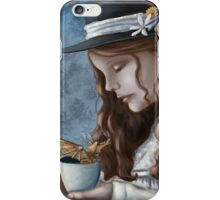 Dragon Steamed Tea iPhone Case/Skin