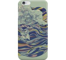 Ocean and Love iPhone Case/Skin