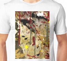 Abstract Colors Oil Painting #56 Unisex T-Shirt
