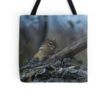 woodland critter Tote Bag