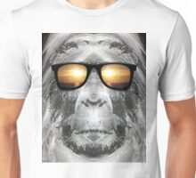 Bigfoot In Shades Unisex T-Shirt