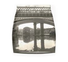 Bridgewater  Canal with a series of viaducts. Mini Skirt