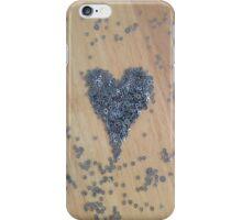 Metal Heart iPhone Case/Skin