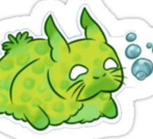 Sea Bunny -Individual- Sticker