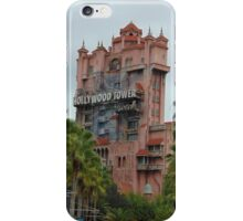 Tower of Terror- Hollywood Studios iPhone Case/Skin