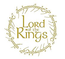 LORD OF THE RINGS / EL SEÑOR DE LOS ANILLOS Photographic Print