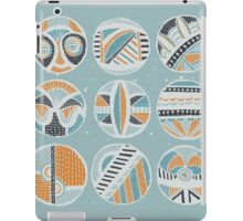 Rings Of Memory iPad Case/Skin