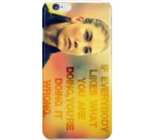 Hope Solo phone case inspirtational  iPhone Case/Skin