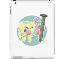 Tooth & Nail iPad Case/Skin