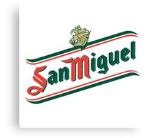 San Miguel Canvas Print