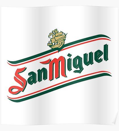 San Miguel Poster