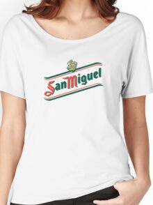 San Miguel Women's Relaxed Fit T-Shirt
