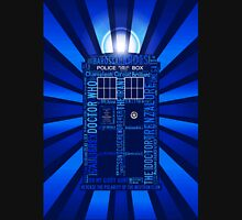 Tardis of Text Unisex T-Shirt