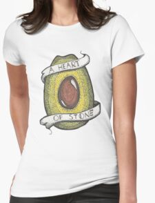 Avocado, Baby! Womens Fitted T-Shirt