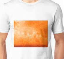 Heaven Sky Oil Painting #1 Unisex T-Shirt