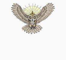 Mason Owl (Color version) Unisex T-Shirt