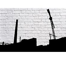 industry wall Photographic Print