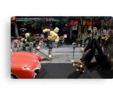 Sk8te For Your Life Canvas Print