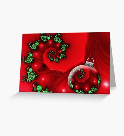 Holiday Blessings Greeting Card