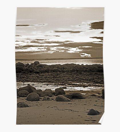 Monreith bay Scotland-So peaceful! Poster