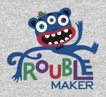 Trouble Maker III - on lights One Piece - Short Sleeve