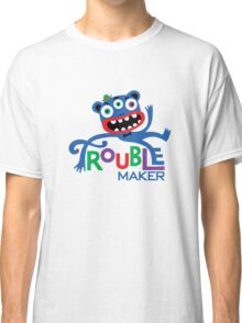 Trouble Maker III - on lights Classic T-Shirt