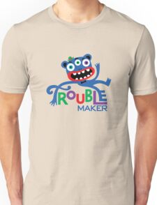 Trouble Maker III - on lights T-Shirt