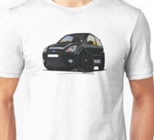 Ford Fiesta ST500 Black Unisex T-Shirt