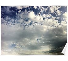 Clouds #4 Poster