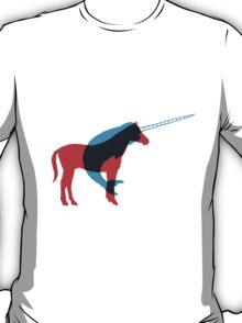 Narwhalicorn - How Unicorns are made T-Shirt