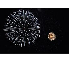 Lewes Fireworks - Simple Photographic Print