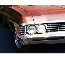 '67 Chevy Impala Photographic Print