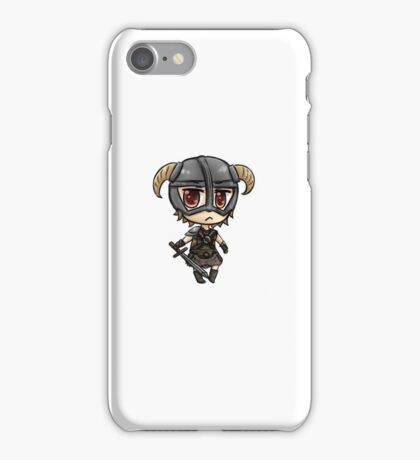 Cute Dovahkiin iPhone Case/Skin
