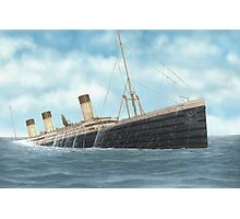 Titanic Rising Photographic Print