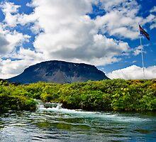 Herðubreiðarlindir by Ólafur Már Sigurðsson