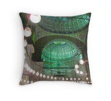 Muhammed Ali mosque Throw Pillow