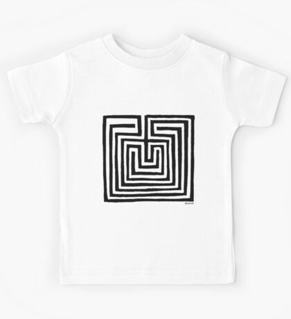 Labyrinth Kids Tee