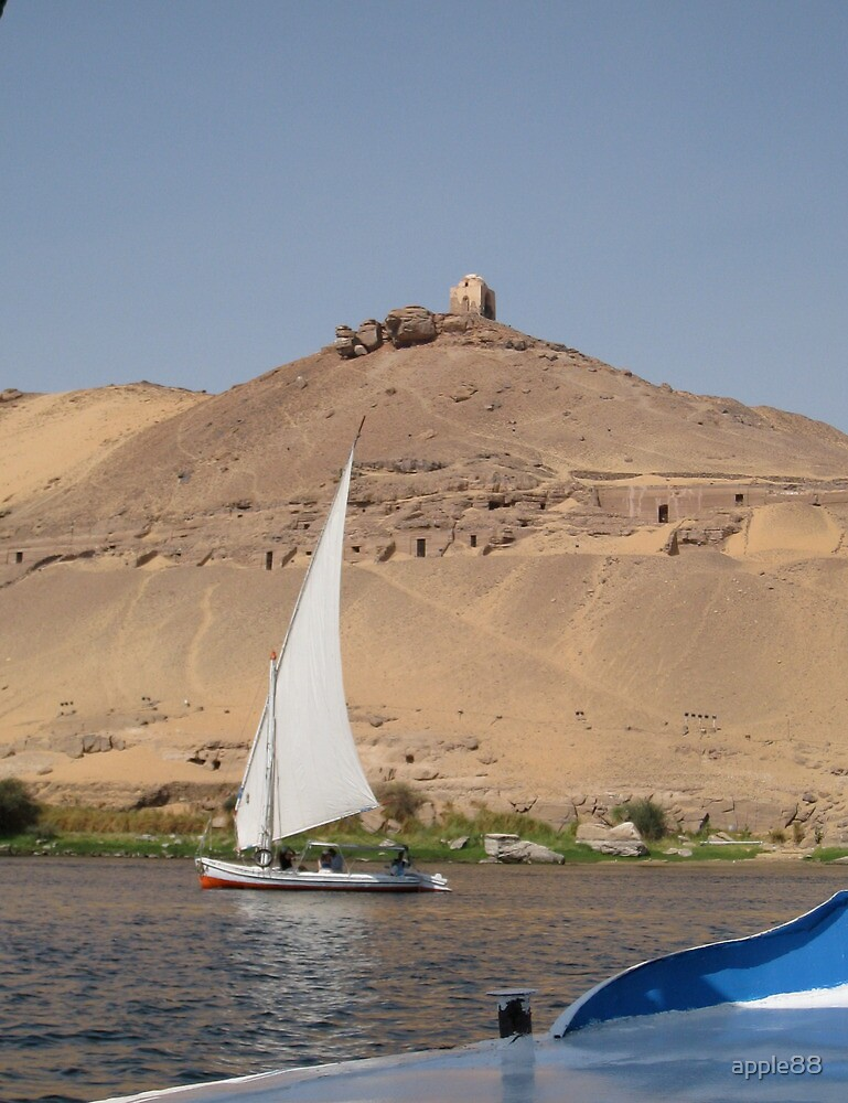 Aswan faluka by apple88