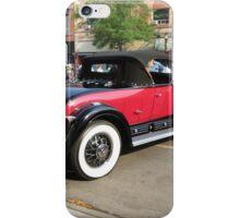 1930 Cadillac V-16 iPhone Case/Skin