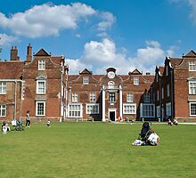 Christchurch mansion by PETED60